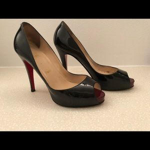 Christian Louboutin - New Very Prive Patent Pump